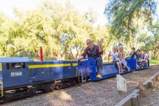 Kidstown - Graham Driving Train