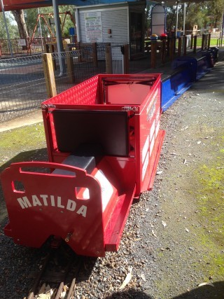 Matilda, KidsTowns All accessabilites carriage