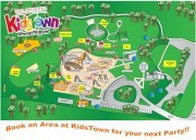 KidsTown Area Map