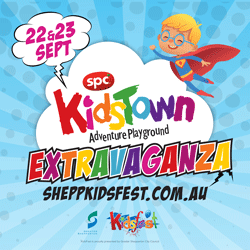 SPC KidsTown Extravaganza - 22-23 September 2018