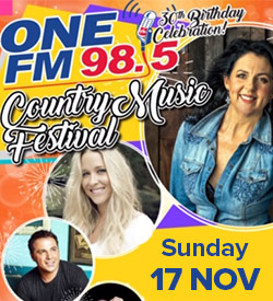 ONE FM Country Music Festival