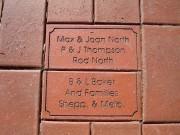 Double Brick Combination